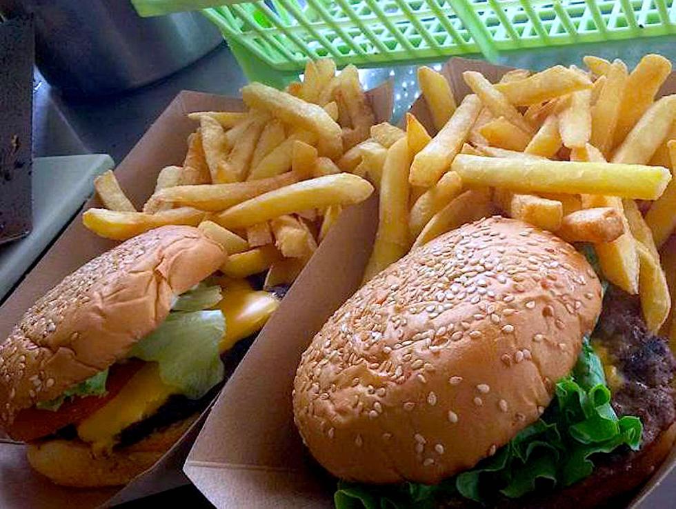 Houston, Hoffman, Miss Debs Food Truck, September 2017, cheeseburger