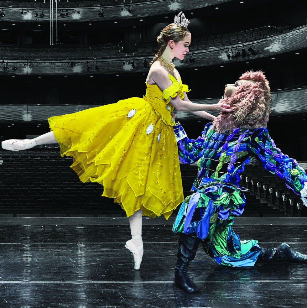 Texas Ballet Theater presents Beauty and the Beast<