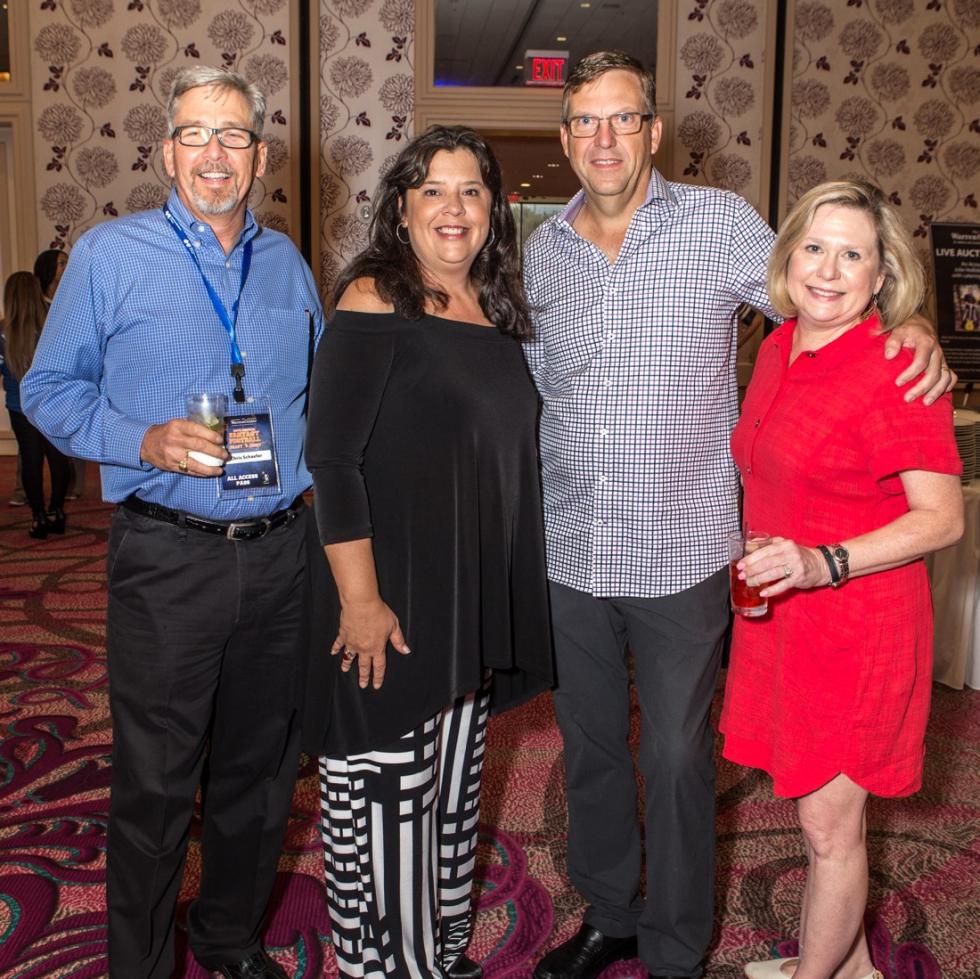 Chris Schaefer, Amy Spawn, Todd & Michelle Steudtner
