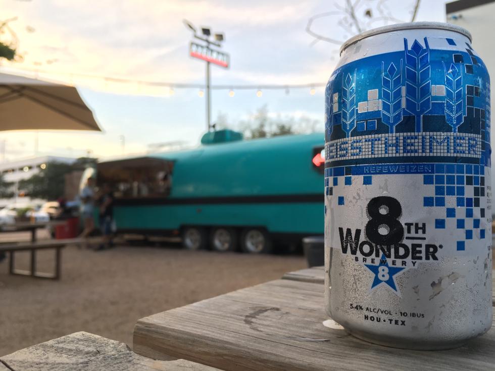 8th Wonder Brewery Weisstheimer