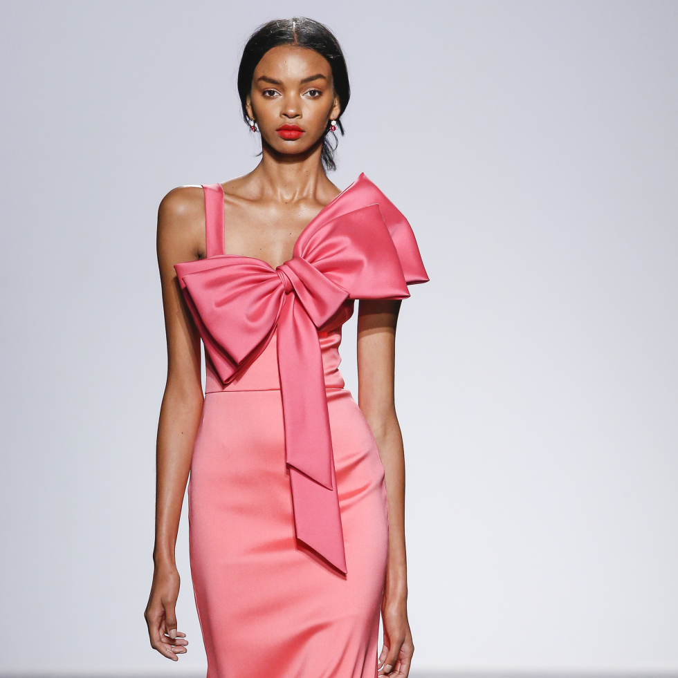Badgley Mischka spring 2018 look 27