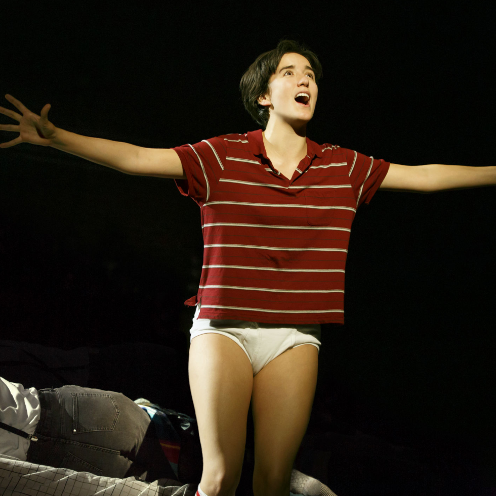Abby Corrigan in Fun Home national tour