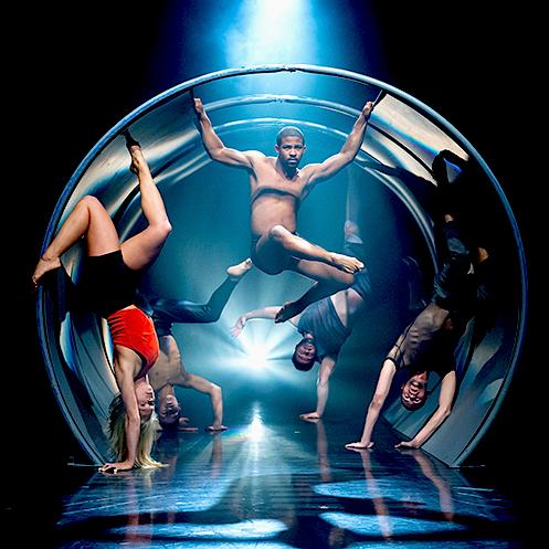 Houston, NobleMotion Dance, Catapult: Dance meets Design, Sept 2017