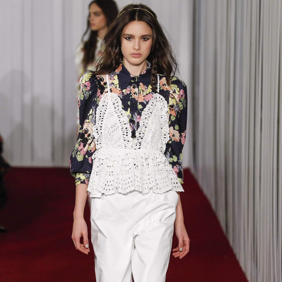 Trend Report: Top Silhouettes at Milan Fashion Week - Mood