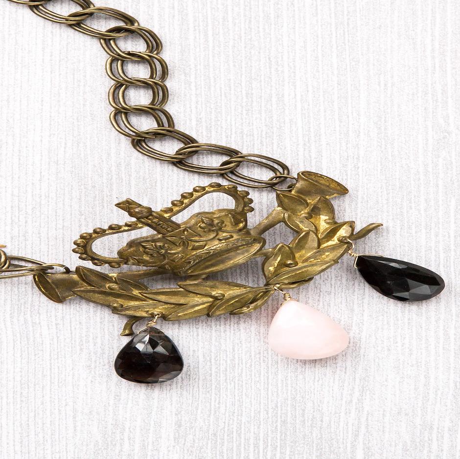 Crown Control Necklace