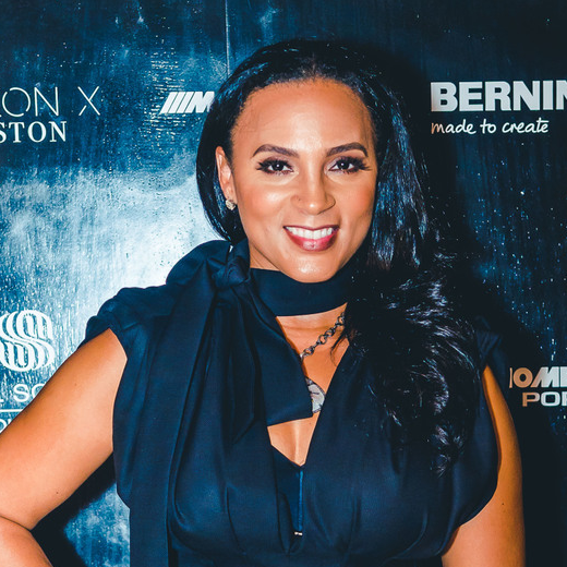 CleRenda McGrady at Fashion X Houston