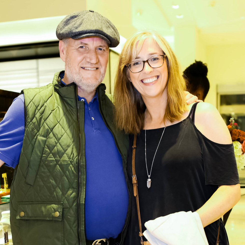 Mark Grieves, Judy Bates
