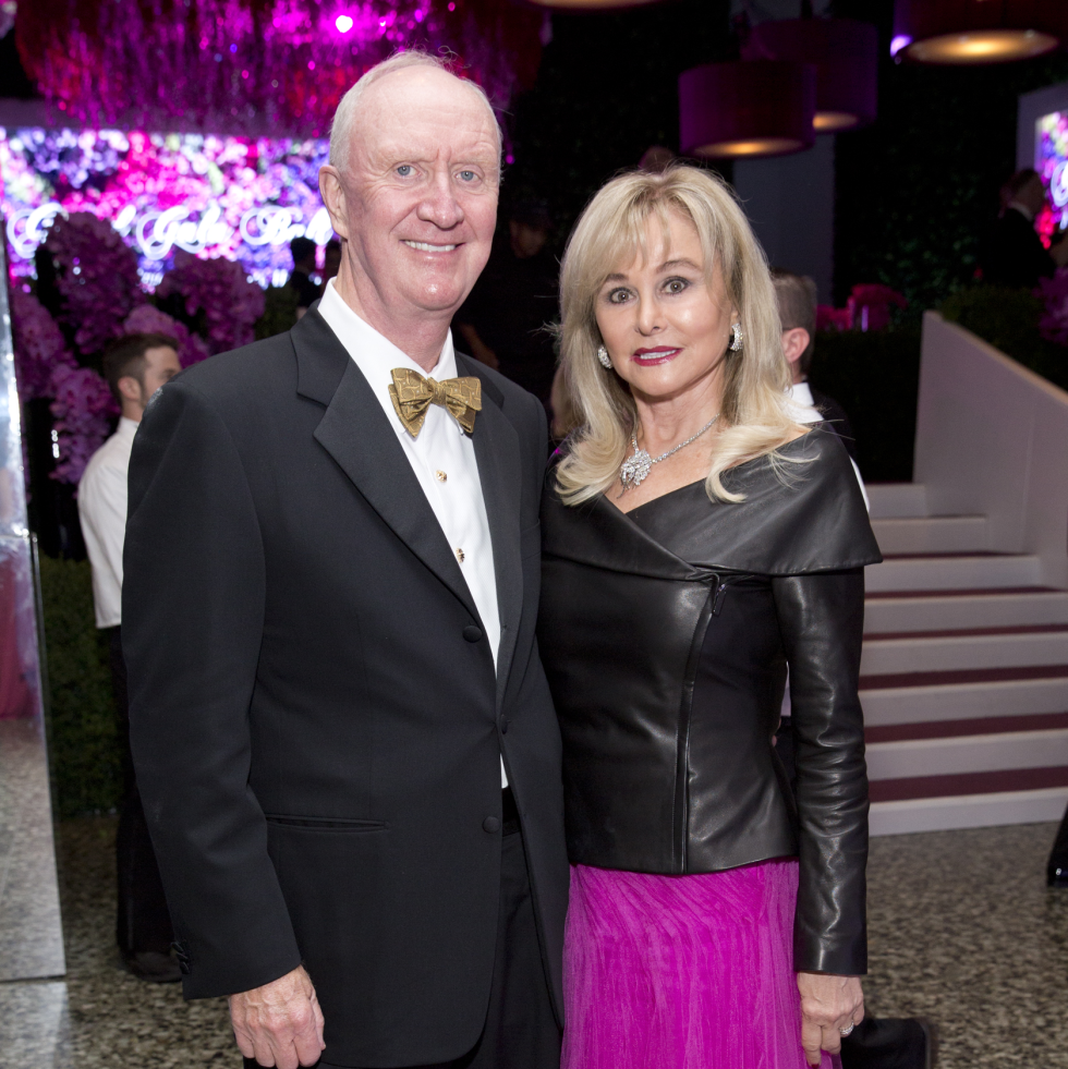 Museum of Fine Arts Grand Gala Ball, Frank and Michelle Hevrdejs