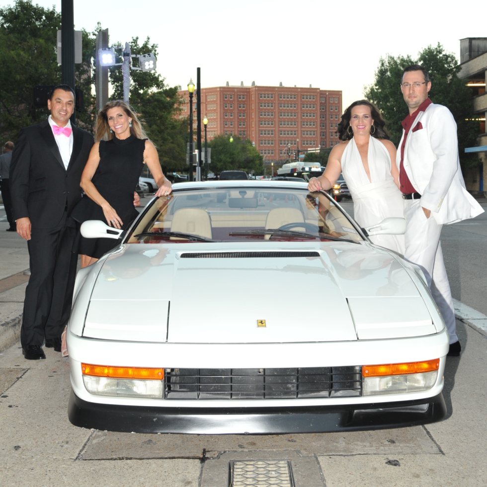 Miami Vice Children's Museum Gala Co Chairs