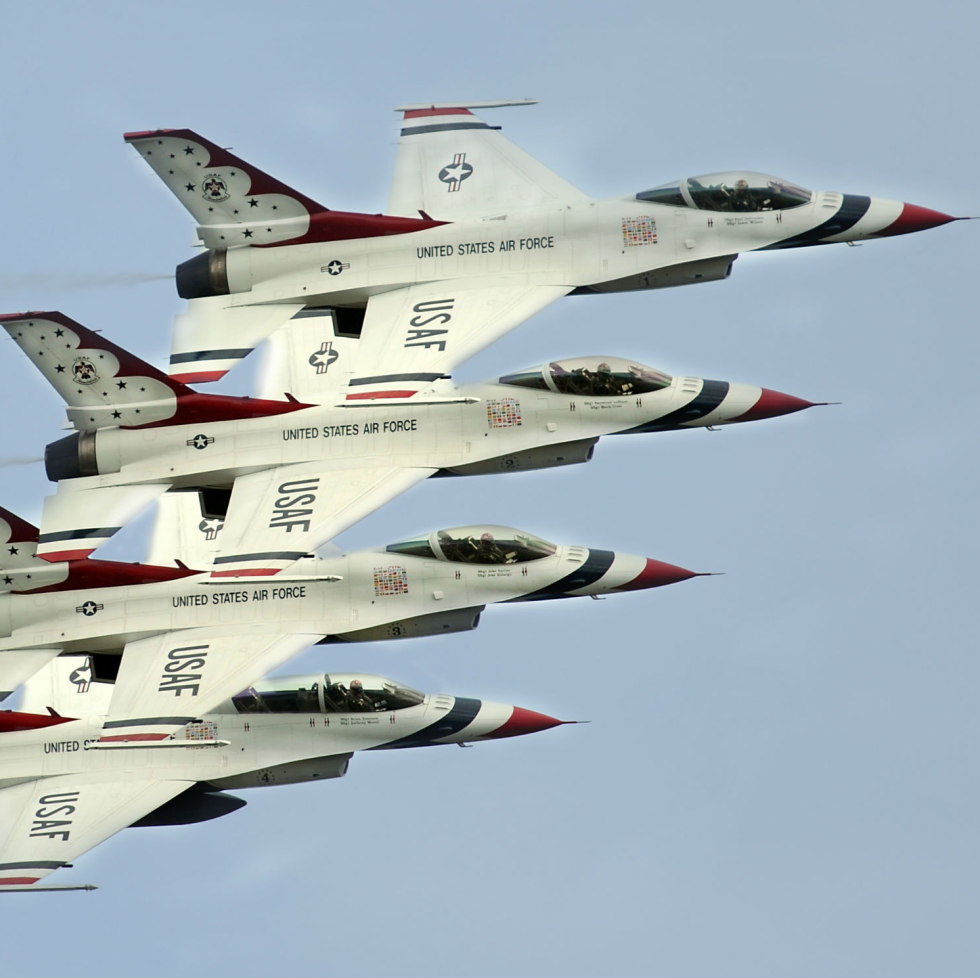 CAF Wings Over Houston Airshow