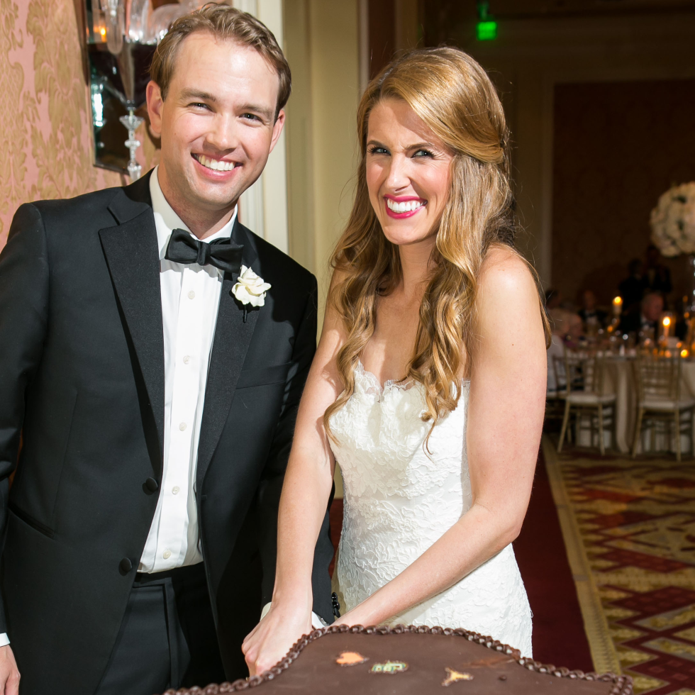 Wallander Wedding, Grooms Cake
