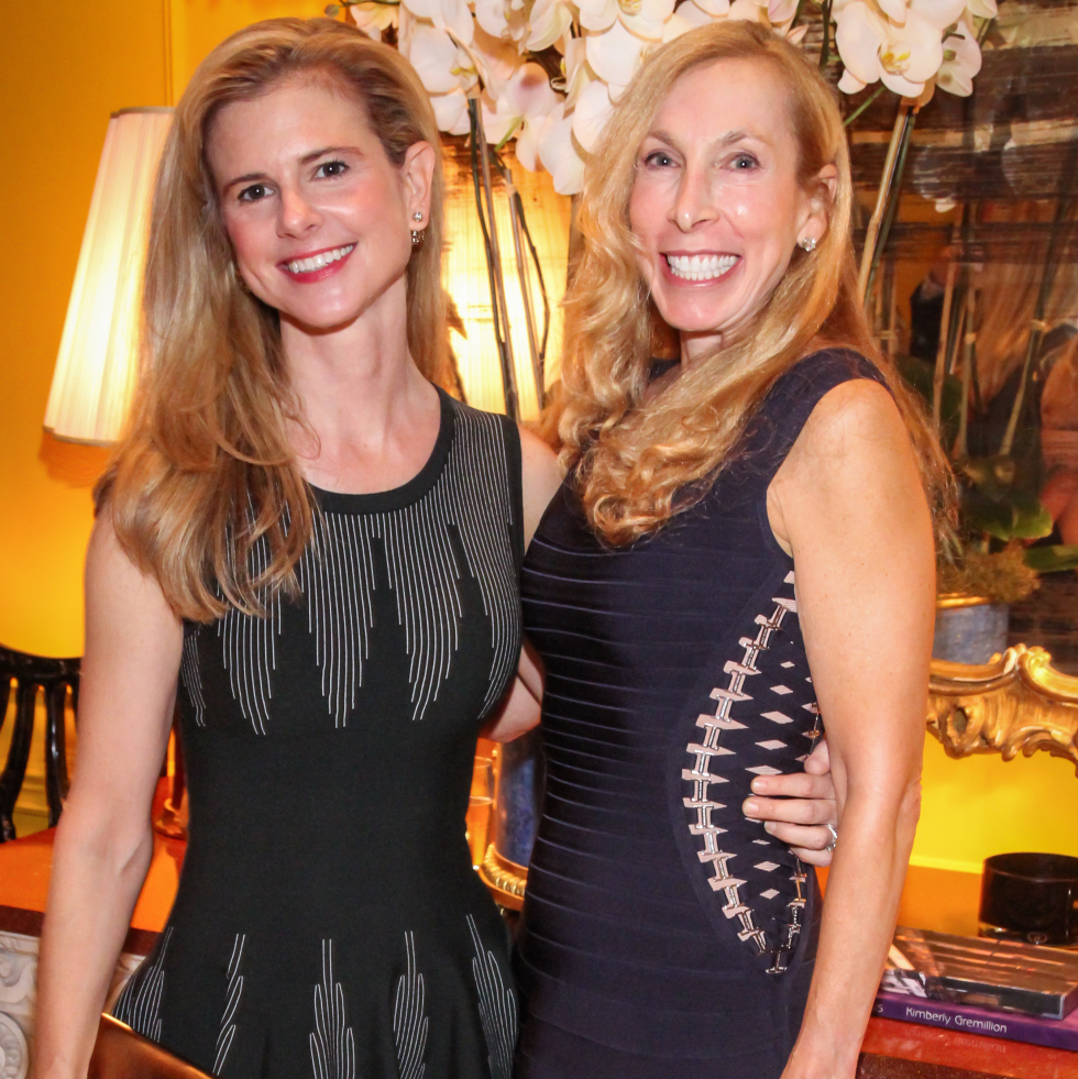 Legacy Cocktail Party, Blakely Griggs, Cindi Colvin