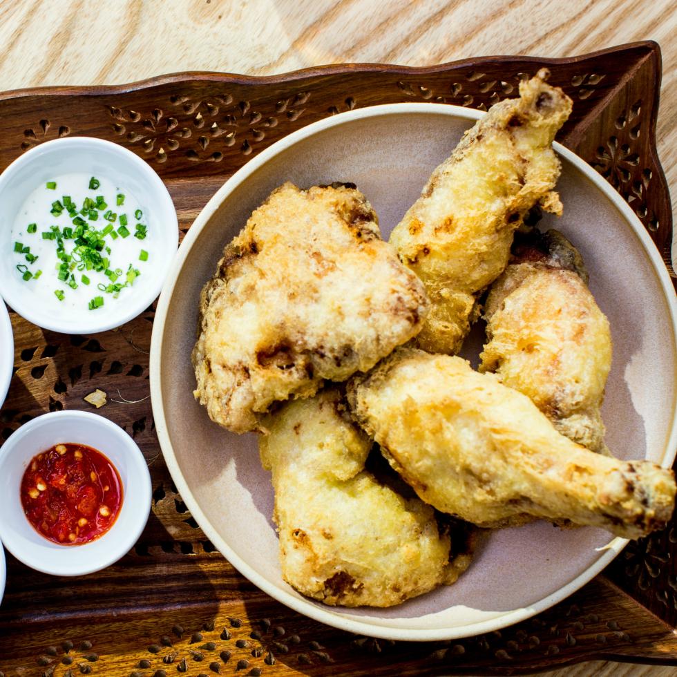 Pitchfork Pretty Fried Chicken