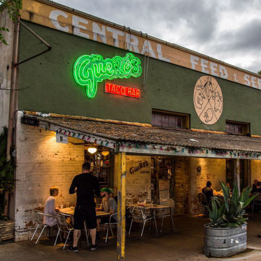 Guero's Taco Bar