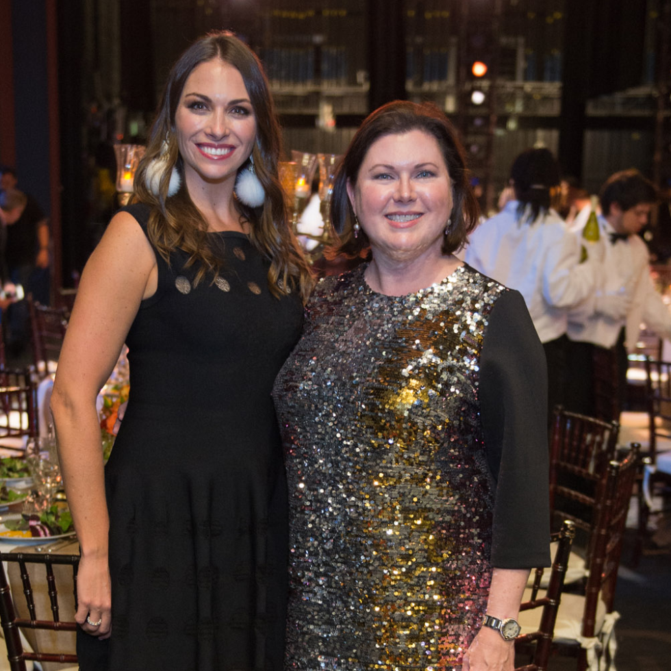 Houston Ballet Opening Night Dinner, Beth Zdeblick, Shawn Stephens