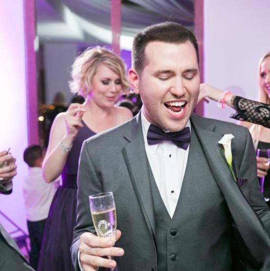 Upshaw wedding,dancing