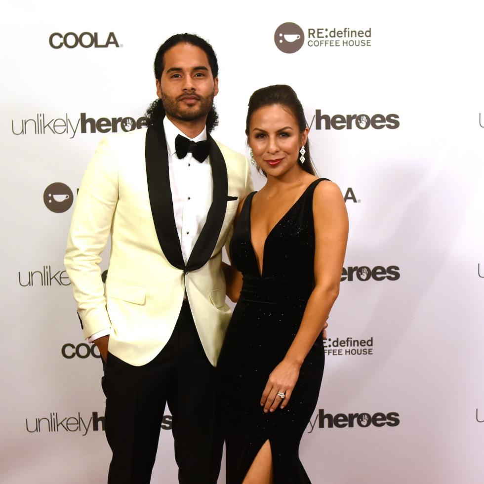 Manuel Reyes, Anjelah Johnson, Unlikely Heroes