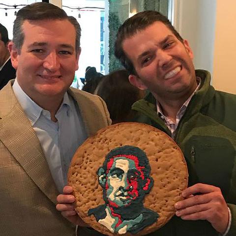 Ted Cruz Donald Trump Jr