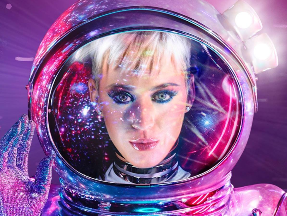 Houston, Katy Perry, January 2017