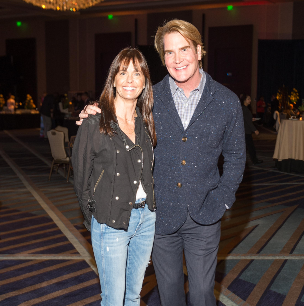 Houston, social book party, January 2018, Marnie Greenwood, George Lancaster