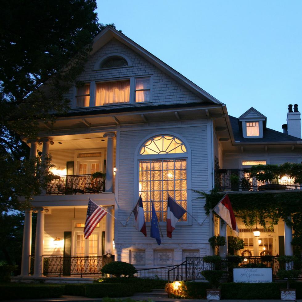 Hotel St. Germain in Dallas