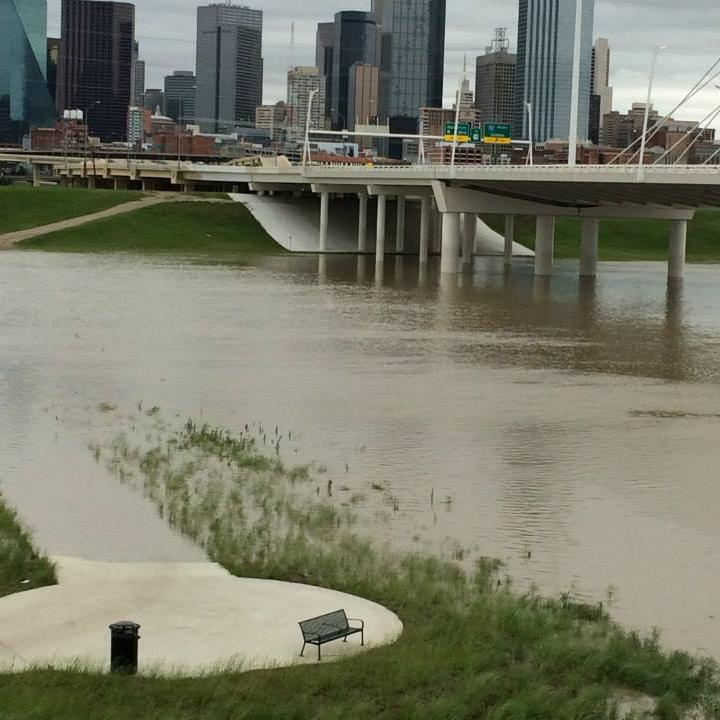Trinity River, Dallas