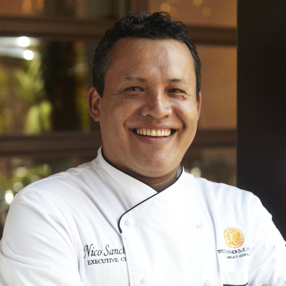 Dallas chef Nico Sanchez