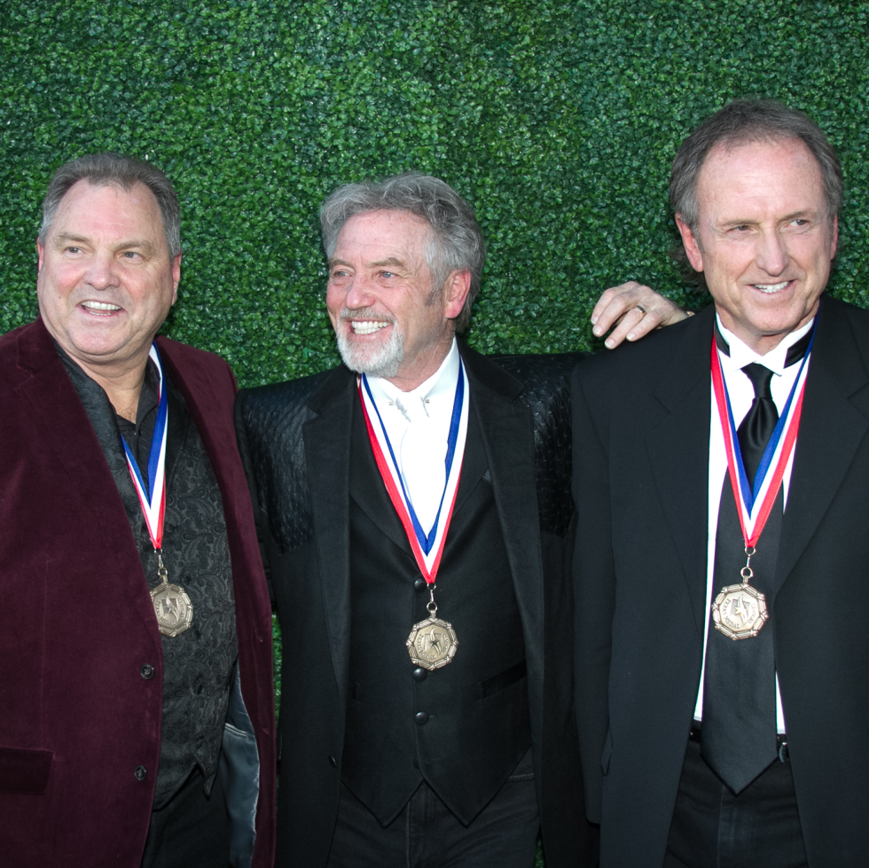 Texas Medal of Arts Awards 2015 The Gatlin Brothers