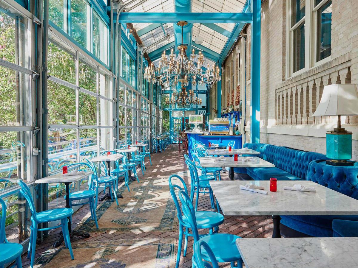 Ocho Restaurant San Antonio