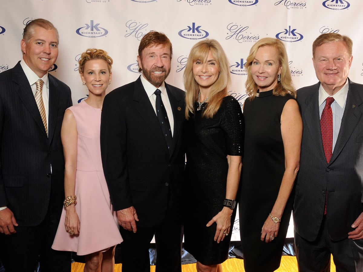 Record Breaking Gala Kickstarts Chuck Norris Nonprofit For