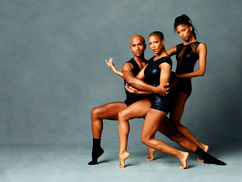 Society For The Performing Arts Presents Alvin Ailey