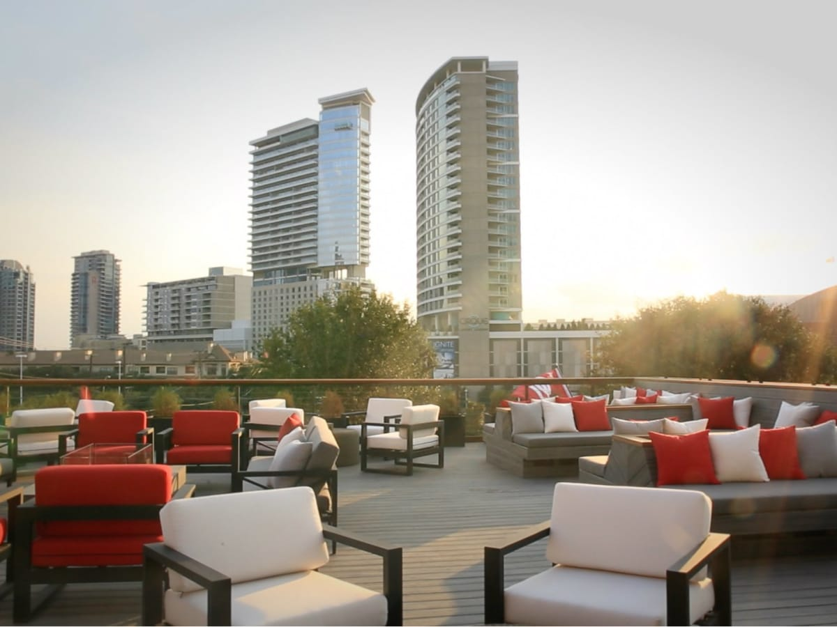 Check out the view from Uptown Dallas' biggest and best ...