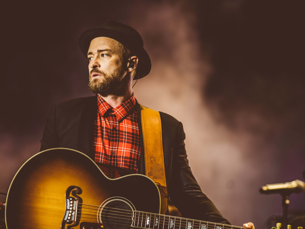 Justin Timberlake Comes Out Of The Woods For Tour With