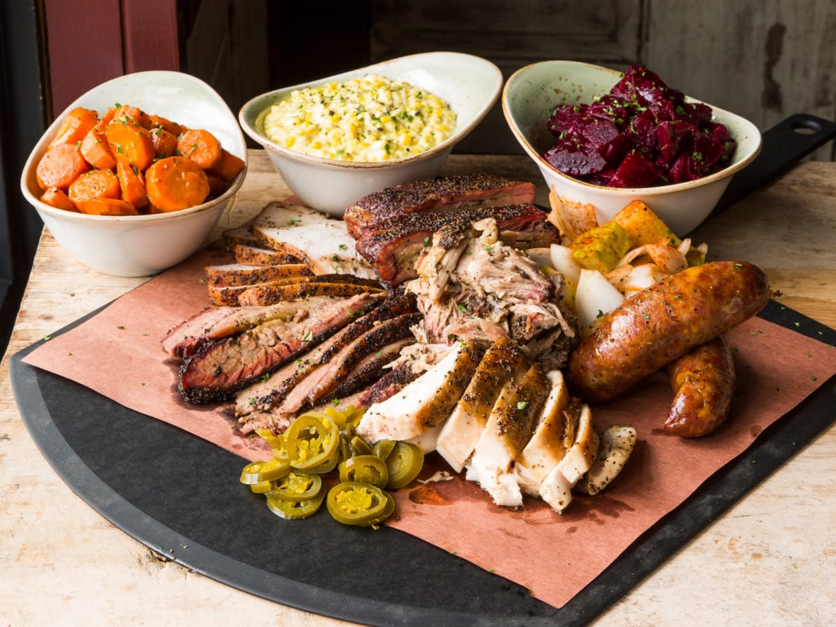 New Restaurant Puts Its Spin On Central Texas Style Bbq