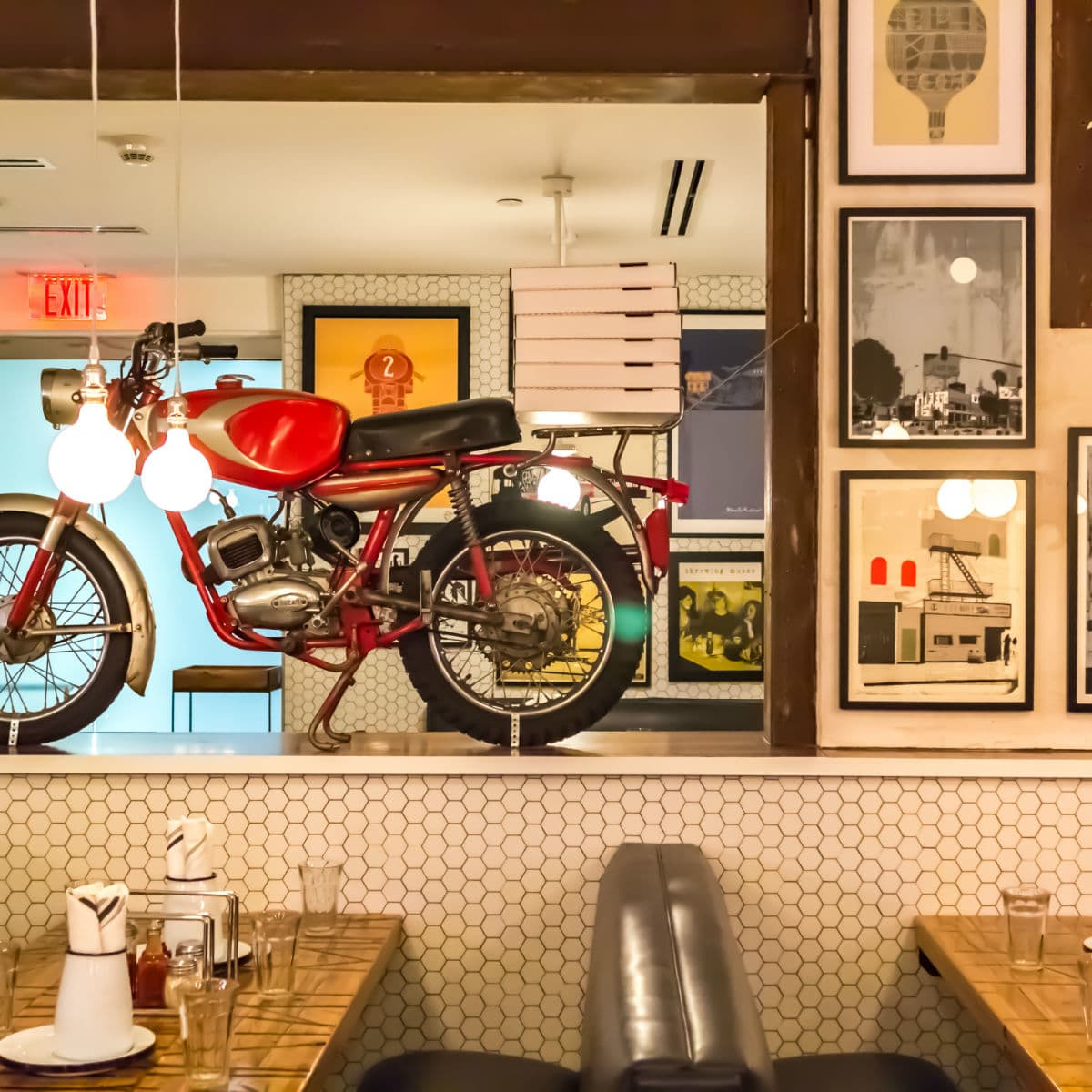 Union Park Dining Room: First Look At New Highland Park Pizzeria From Dallas
