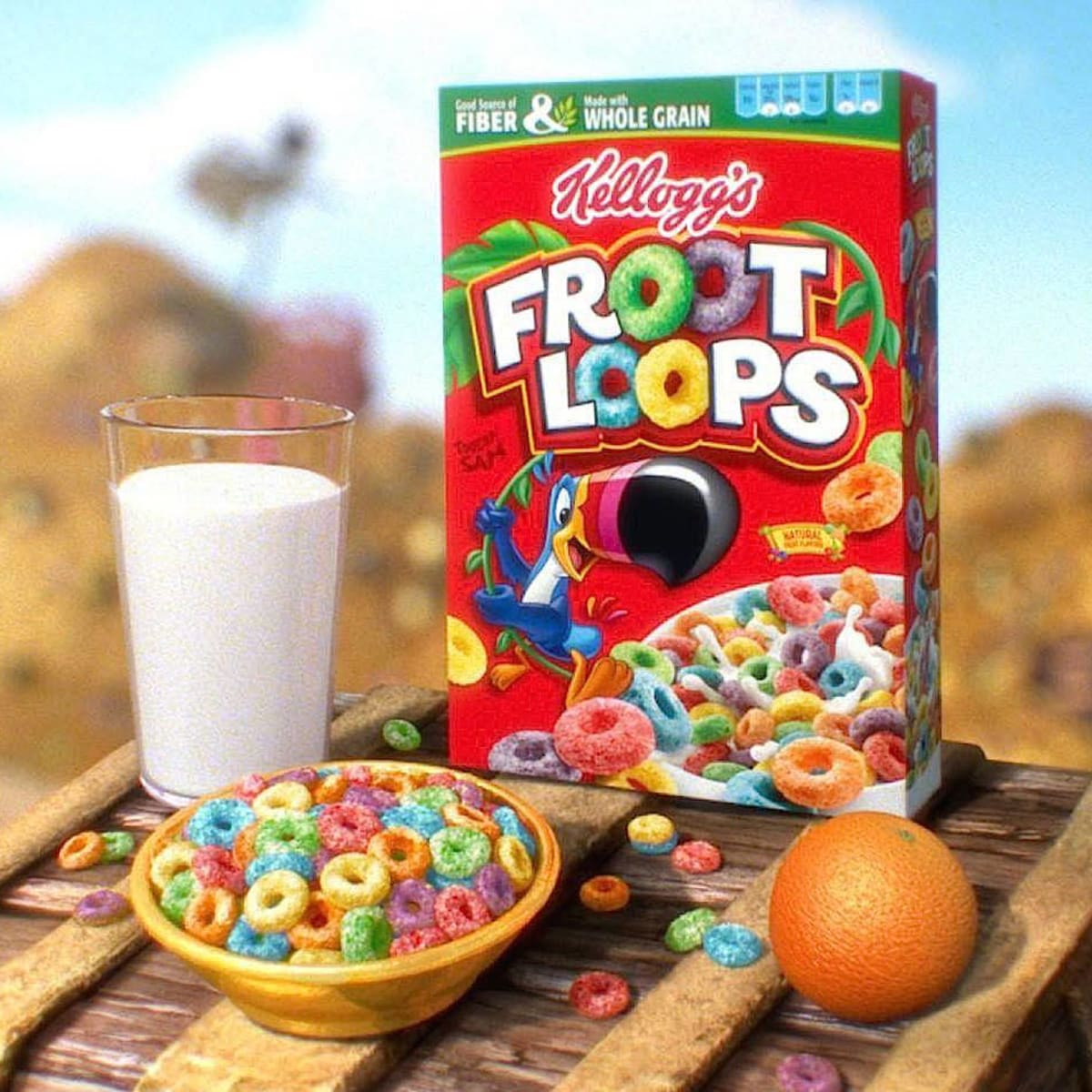 Burger King Turns Popular Breakfast Cereal Into Lucky