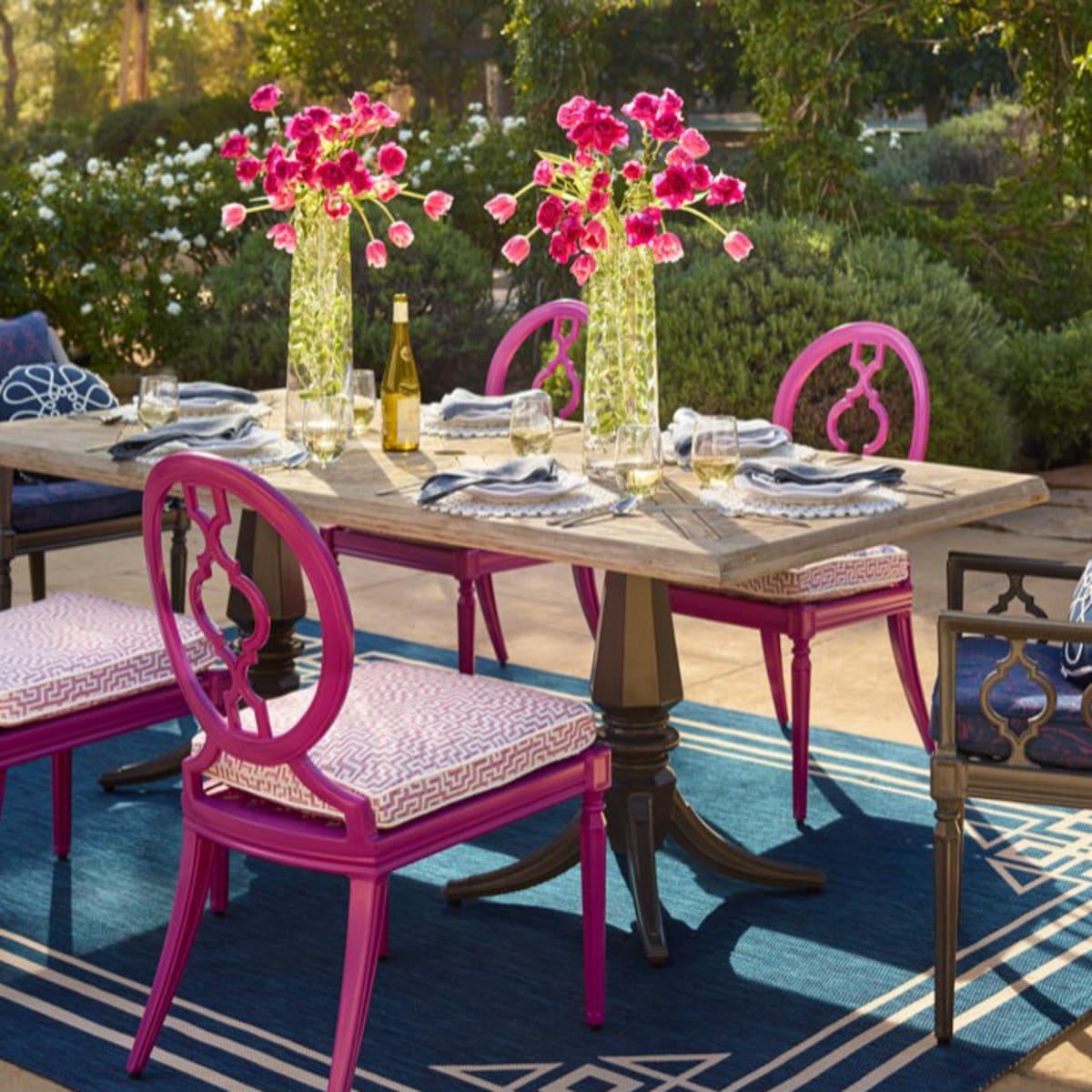 Take A Peek Inside Frontgate's New Home Decor Wonderland