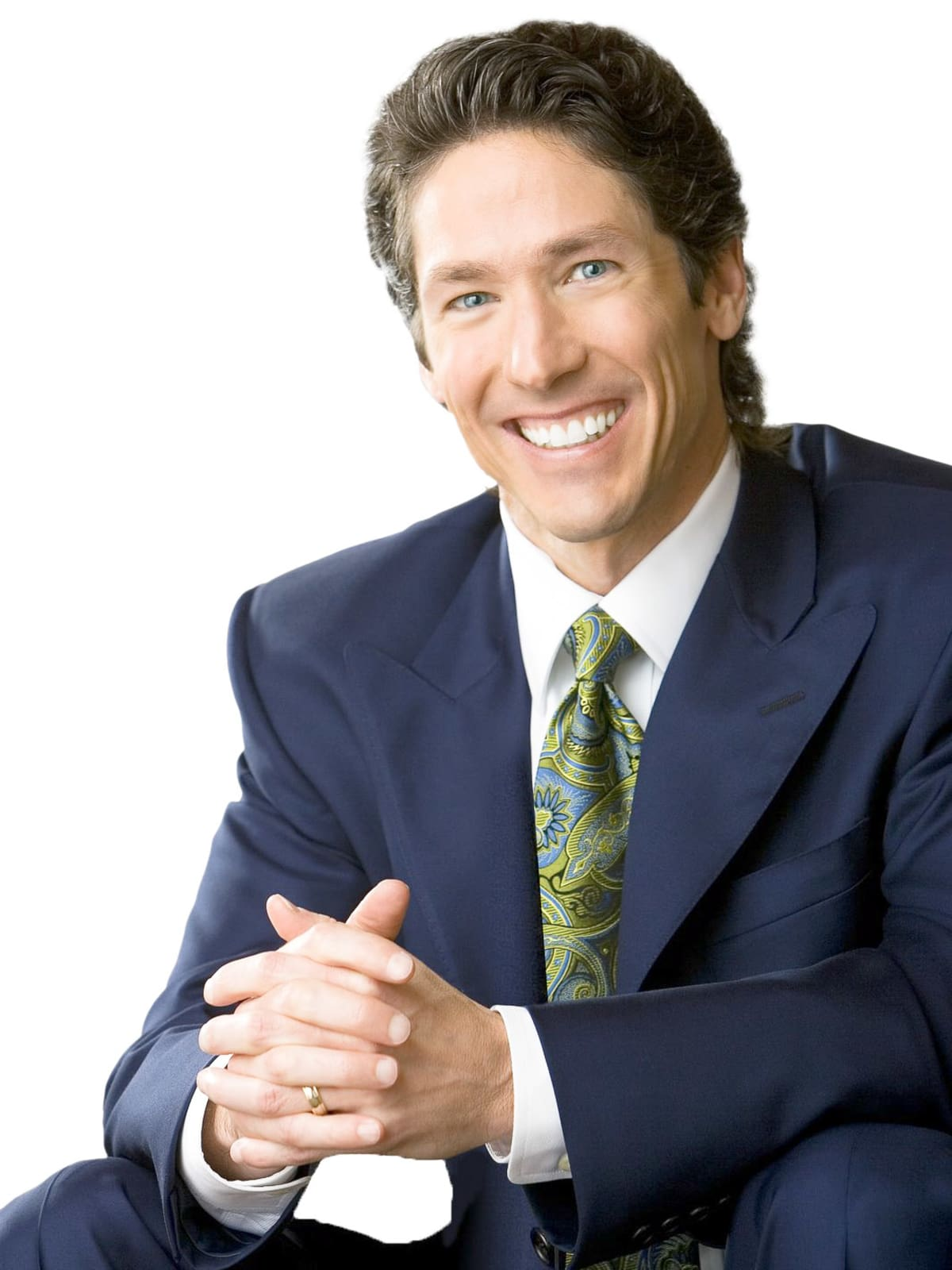 Five things we didn't know about Joel Osteen - CultureMap Houston