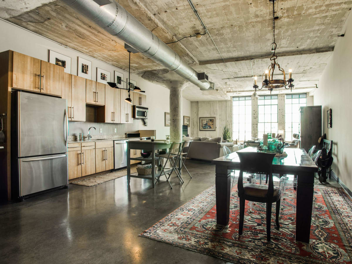 with this loft you can live large in downtown dallas for under 225k