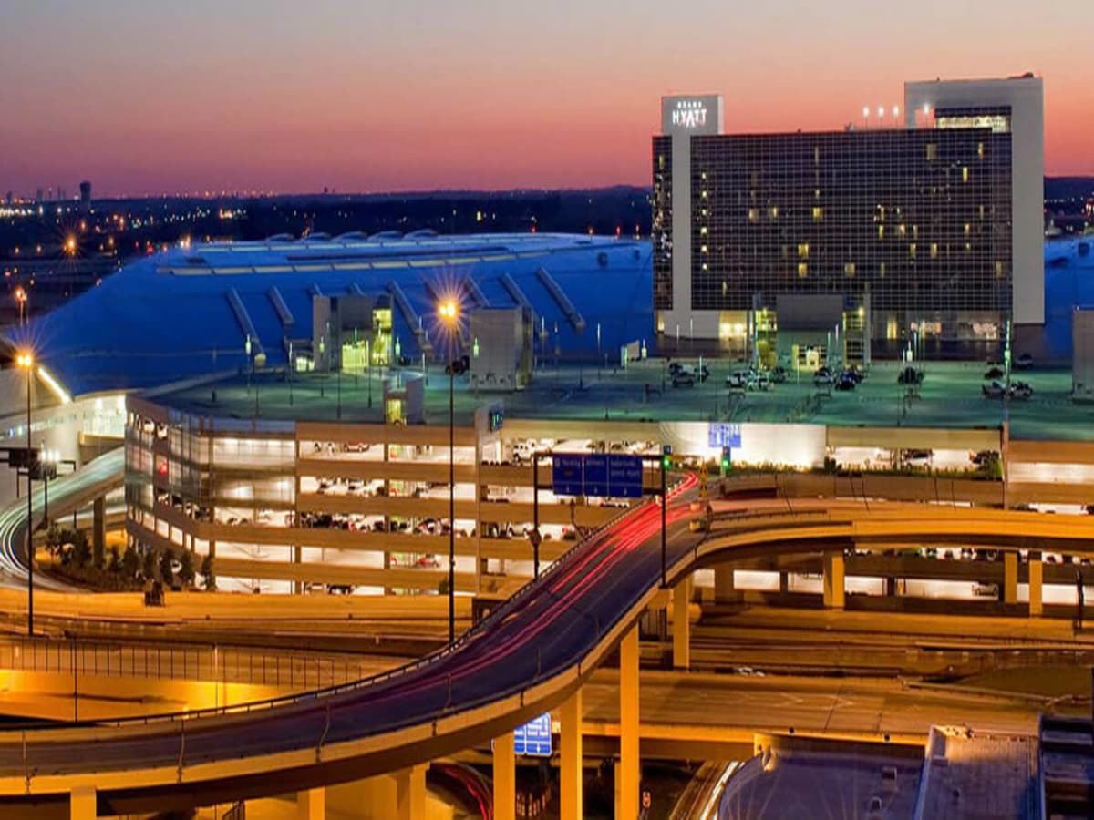 Dallas Airport Soars As One Of North America S Best