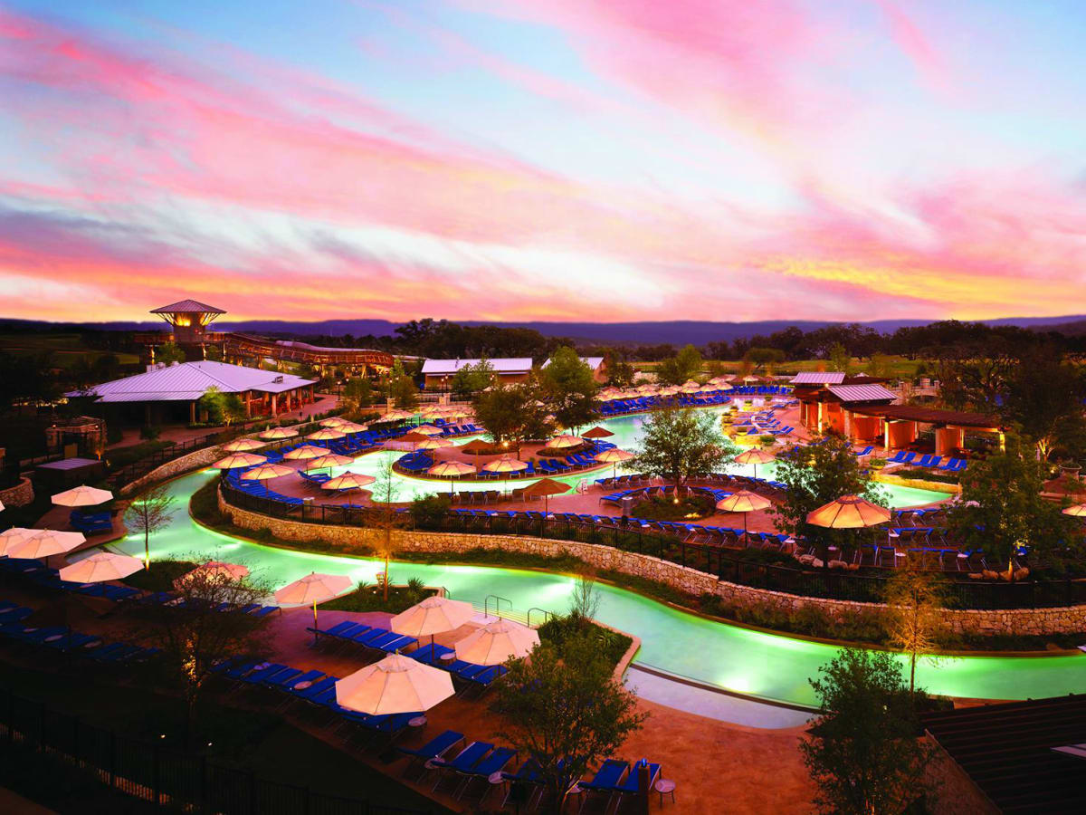 Hill Country Resort Makes A Splash With One Of The Nation