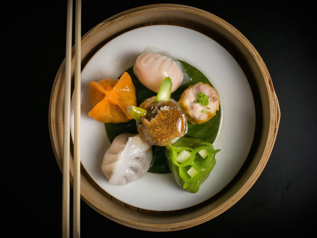 Yauatcha michelin star london