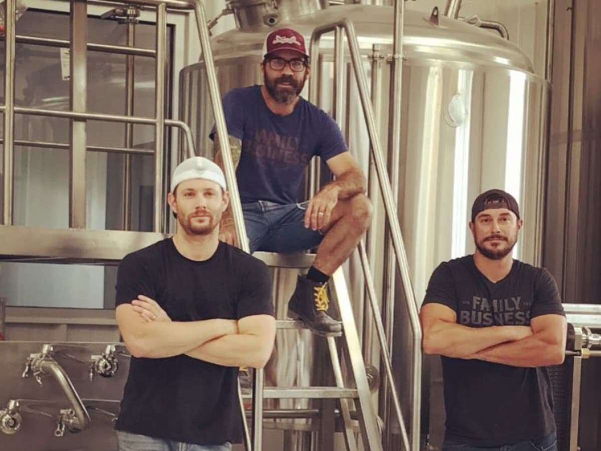 Supernatural star launches new brewery and taproom outside ...