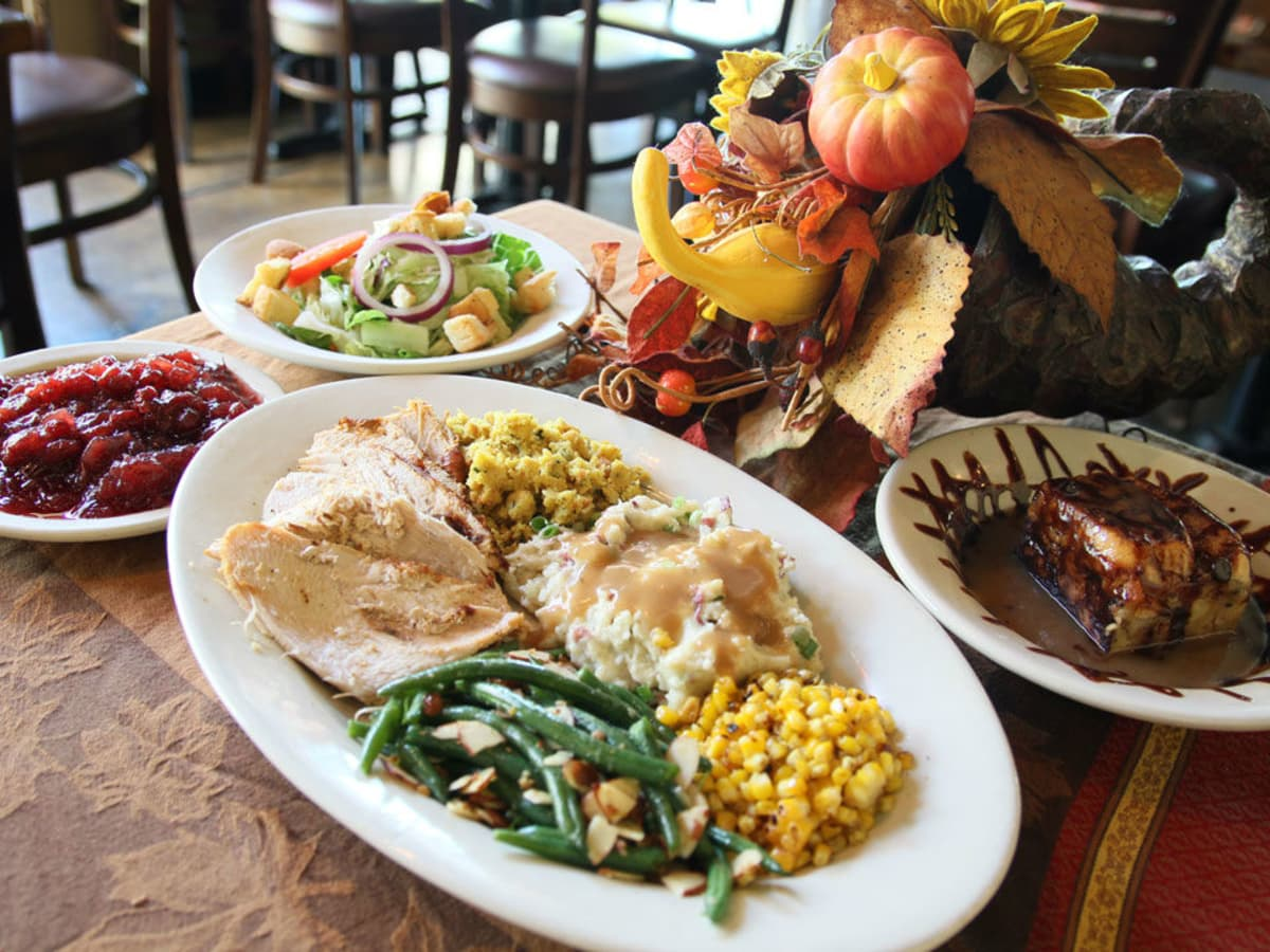 These Dallas Restaurants Are Serving Up Thanksgiving 2017