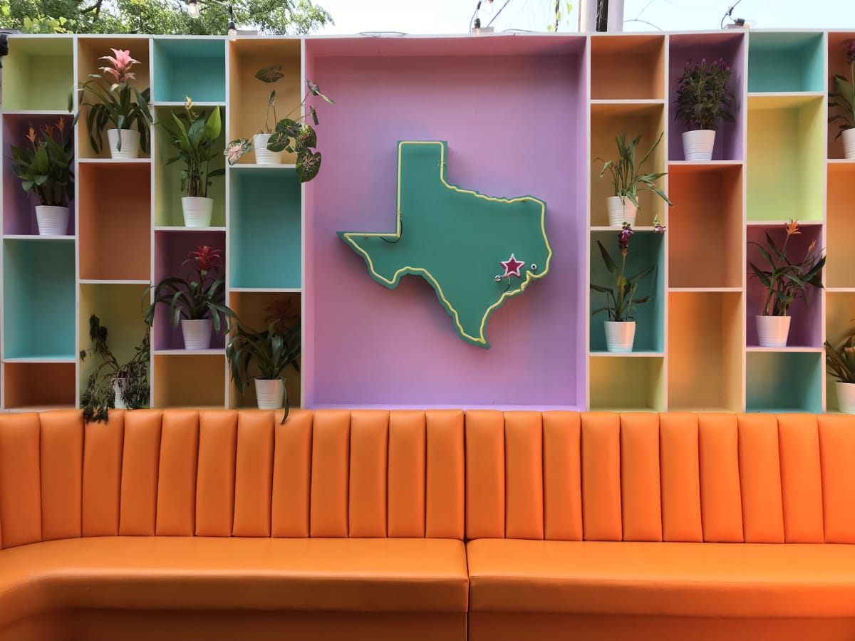 Houston S Most Instagrammable New Patio Bar Now Open In