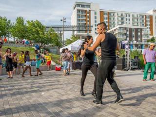 Vitruvian Salsa Fest