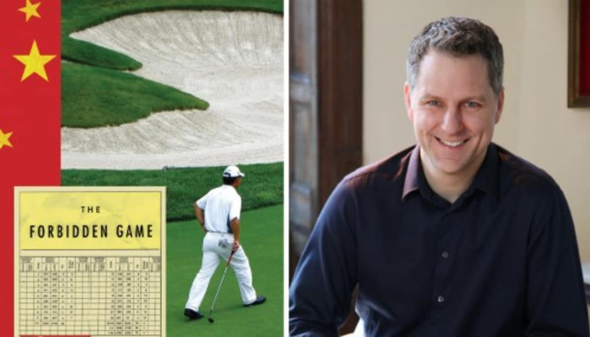 Asia Society Texas Center Authors and Asia: The Forbidden Game: Golf and the  Chinese Dream - Event -CultureMap Houston