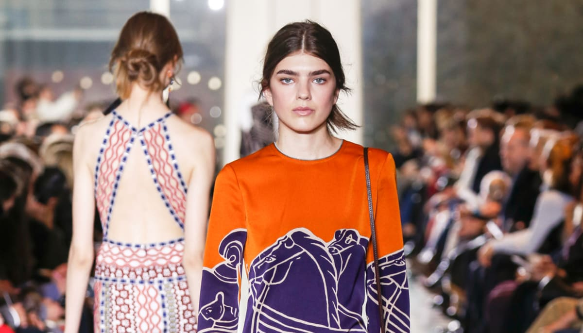 Q Style Hair Salon San Antonio: Tory Burch Collection Combines Sporty Attitude And