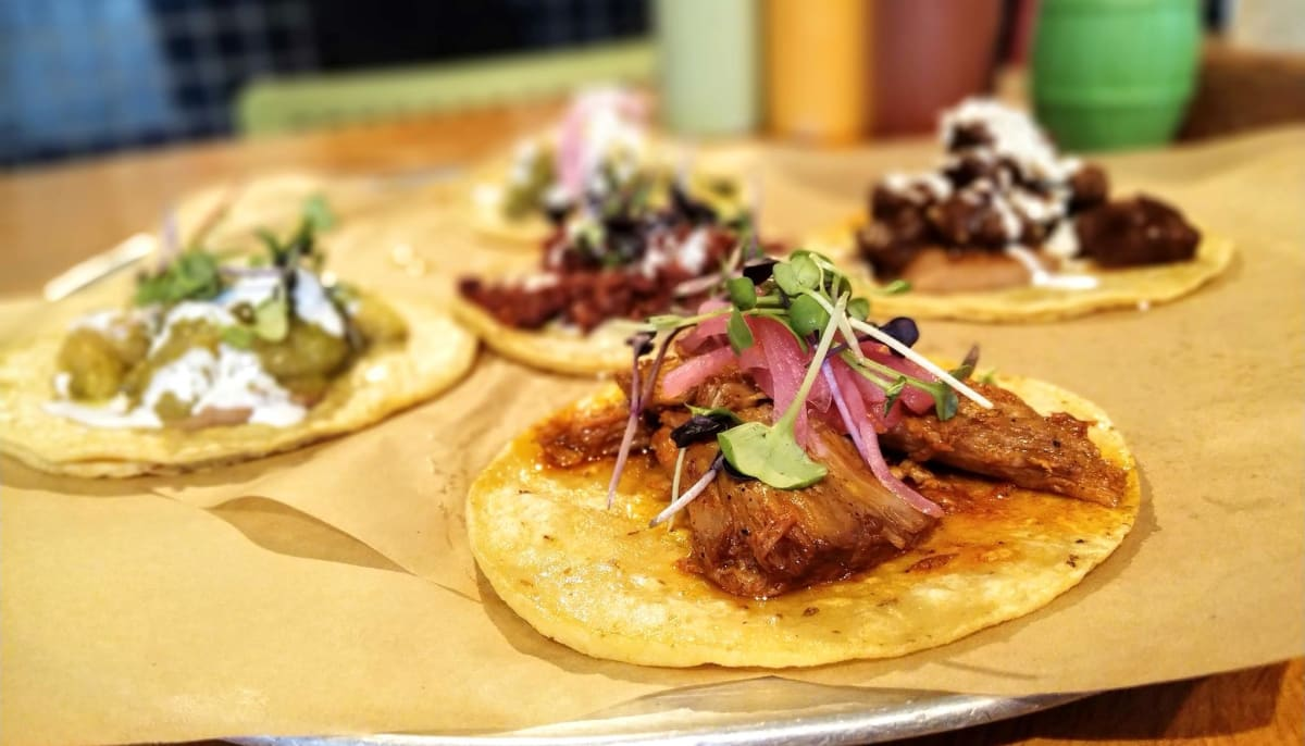 Q Style Hair Salon San Antonio: West Dallas Taqueria Shells Out New Tacos Steps From