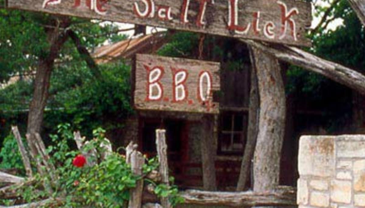 The Salt Lick Driftwood Culturemap Austin